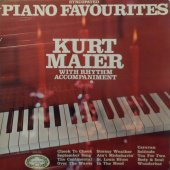 Kurt Maier – Syncopated Piano Favourites