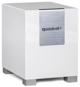 Активный сабвуфер Quadral Qube 8 Active White (high gloss)