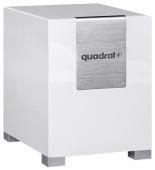 Активный сабвуфер Quadral Qube 10 Active White (high gloss)