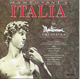 Mantovani And His Orchestra – Mantovani's Italia